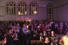 CD release concert at coastal church in Vancouver